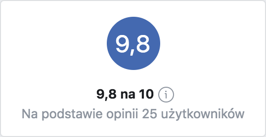 Fb review summary